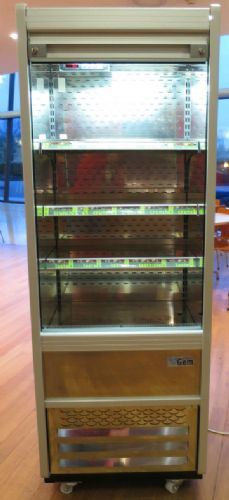 Williams Refrigeration C65-SCS Mulitideck Food Drink Cafe Display Refridgerator